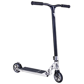 Grit Stunt Scooter - Invader 125 2016 Polished/Black