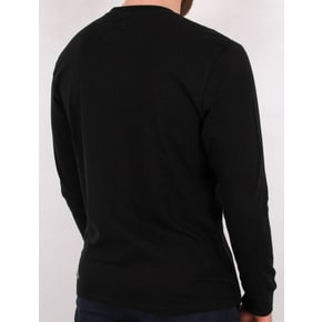 Element Wheelin Longsleeve T-Shirt - Flint Black