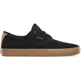 Etnies Jameson Vulc Skate Shoes - Black/Tan