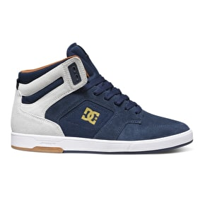 DC Argosy High Shoes - Navy