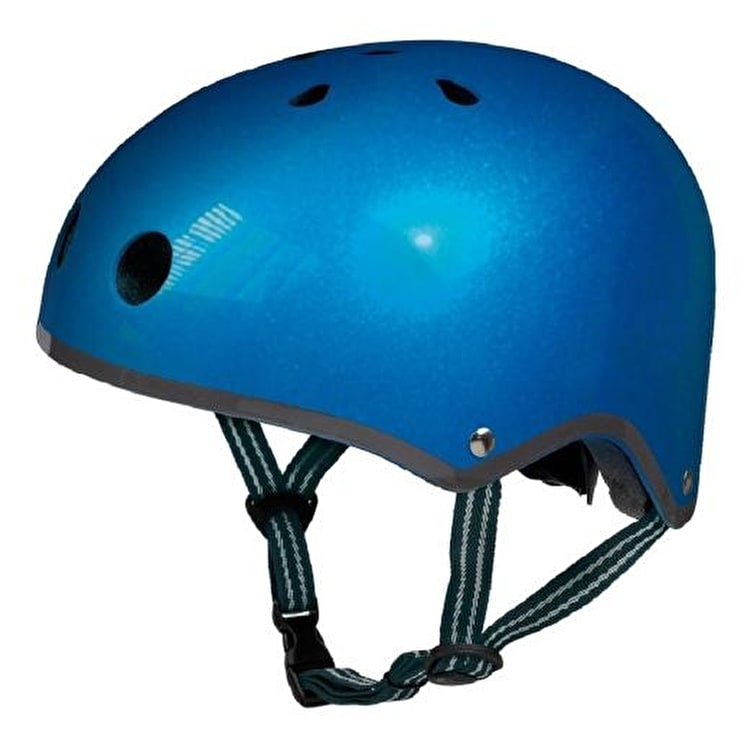 Micro Safety Helmet - Metallic Blue