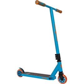 Mongoose Menace Stunt Scooter - Blue/Orange
