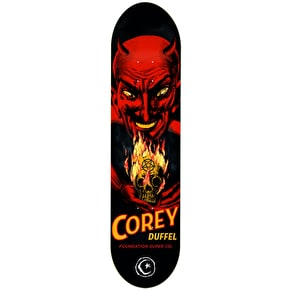 Foundation Horror Skateboard Deck - Duffel 8