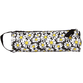 Mi-Pac Pencil Case - Daisy Crazy Black