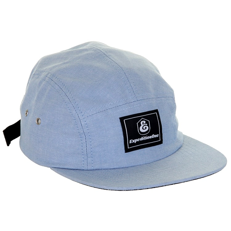 Expedition One Down Under Cap - Chambray
