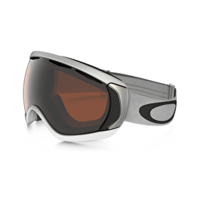 Oakley Canopy Snow Goggles - Matt White/Black Iridium