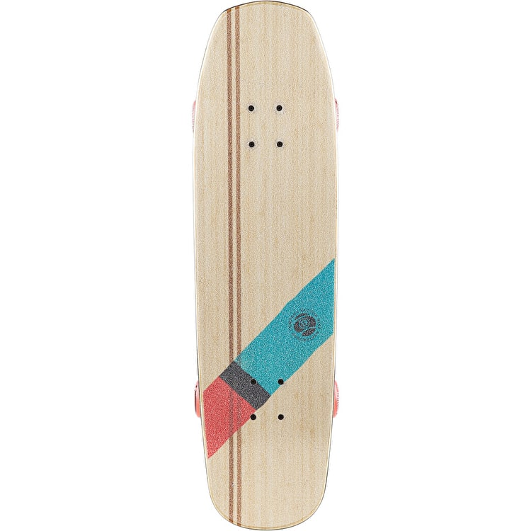Sector 9 Geo Kendo Complete Cruiser Skateboard - 30.9""
