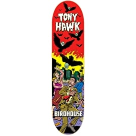 Birdhouse Mexipulp Pro Skateboard Deck - Hawk 8.125