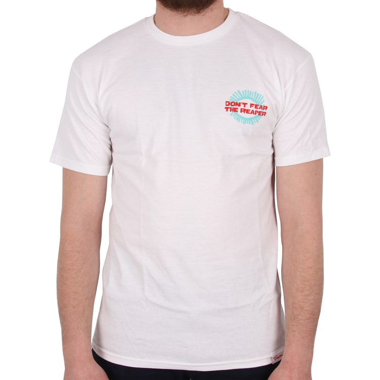 Diamond Supply Co Reaper T-Shirt - White