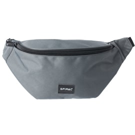 Spiral Core Bum Bag - Grey