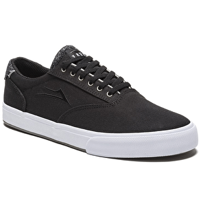 Lakai Guymar Shoes - Black Canvas