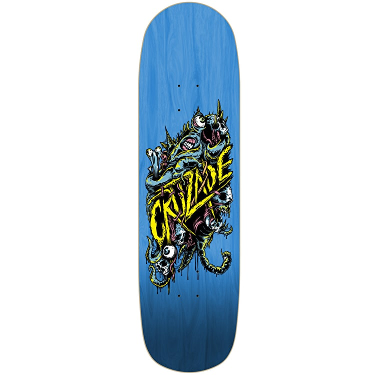 Cruzade D.I.Y. Human Barrow Work Skateboard Deck - 8.8""