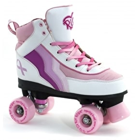 Rio Roller Quad Skates - Cancer Research Edition UK Size 7 (B-Stock)