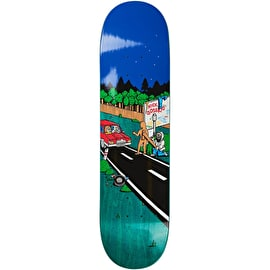 Polar Welcome To Perth Boserio Skateboard Deck 8.25