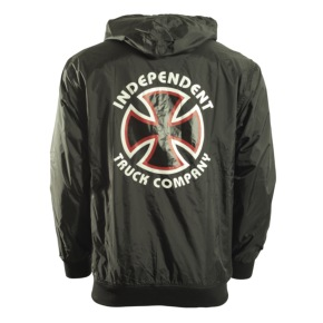 Independent Bauhaus Cross Jacket - Black