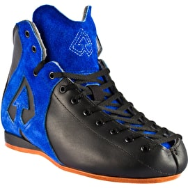 Antik AR1 Roller Derby Boot Only - Black/Blue