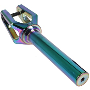 AO Scooters Diamond V2 IHC Scooter Forks - Neochrome