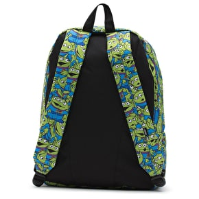 Vans x Toy Story Old Skool Backpack - Aliens