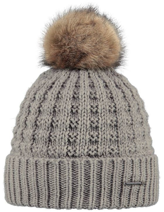 Image of Barts Filippa Beanie - Taupe