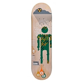 Alien Workshop Series Skateboard Deck - Damaged Goods Acid Rain 8.25