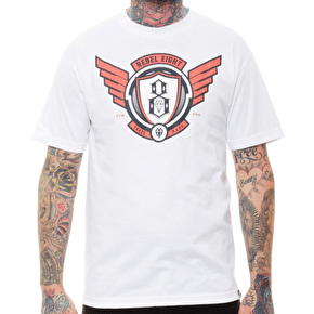 Rebel8 Avi8tor T-Shirt - White