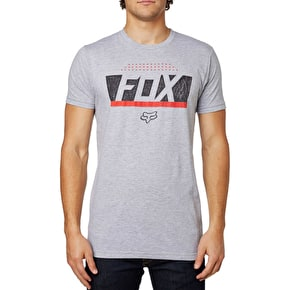 Fox Libra T-Shirt - Light Grey