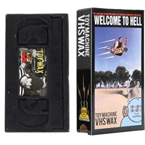 Toy Machine Skateboard Wax - VHS
