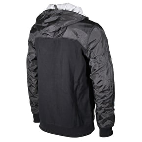 Fox Rotations Zip Fleece - Black