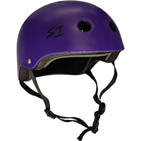 S1 Lifer Kids Multi Impact Helmet - Purple Matte