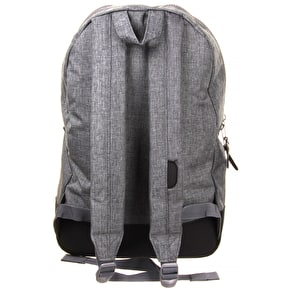 Herschel Settlement Backpack - Charcoal Crosshatch/Navy