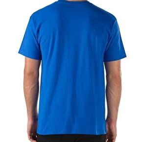 Vans Classic T-Shirt - Royal/Bright White