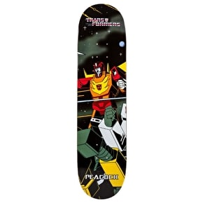 Primitive x Transformers Peacock Hotrod Skateboard Deck 8