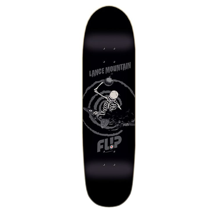 Flip Pro Skateboard Deck - Mountain Bomber 8.75""
