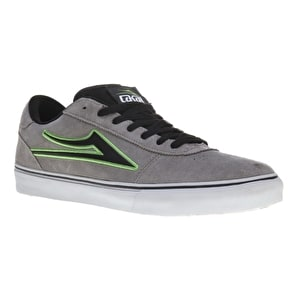 Lakai Manchester Select Skate Shoes - Patch Kit - Grey UK2 B-Stock