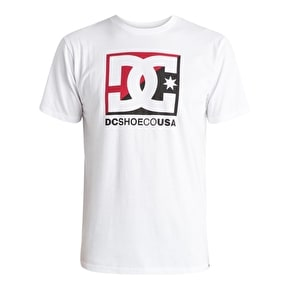 DC Crossclouds T-Shirt - White