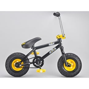 B-Stock Rocker Mini BMX - Royal IROK (smudged logo)