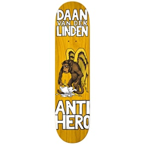 Anti Hero Daan First Skateboard Deck - 8.06