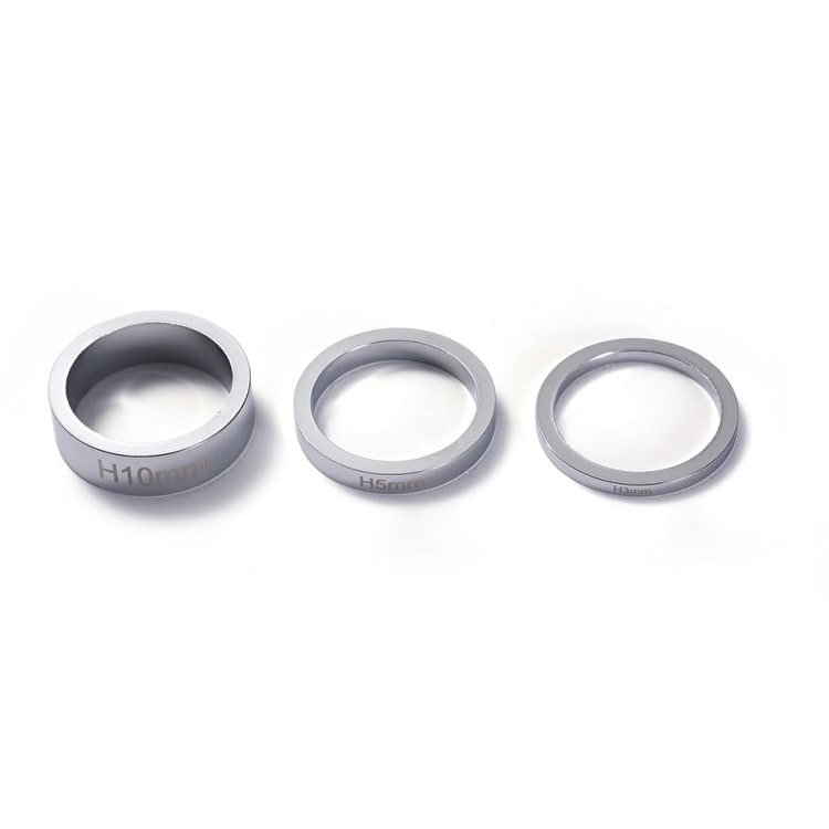 Blunt Envy Bar Spacers Pack - Chrome