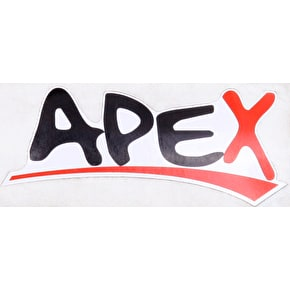 Apex Pro Scooters Sticker - Cut out logo