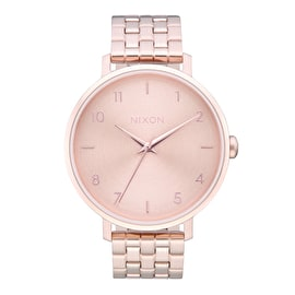 Nixon Arrow Womens Watch - All Rose Gold