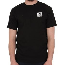 Emerica Brand Combo T shirt - Black