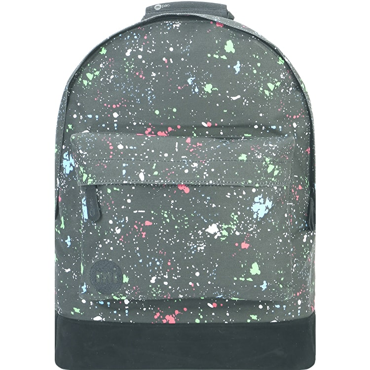 Mi-Pac Splattered Backpack