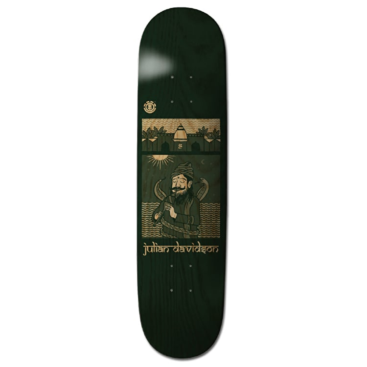 Element Skateboard Deck - Sanskrit Featherlight Julian 8.125""