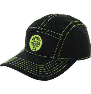 Dogtown Soul Volley Strapback Cap - Lime