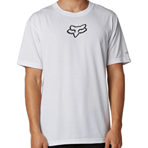 Fox Tournament Tech T-Shirt - Optic White