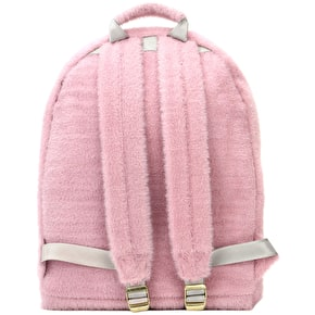 Mi-Pac Fur Backpack - Mauve