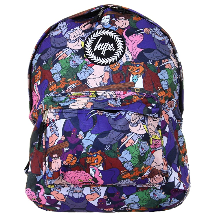 Hype X Turtles Bad Guys Backpack