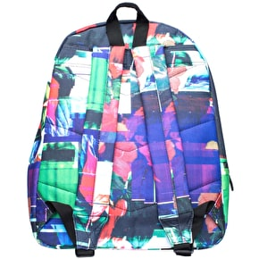 Hype Backpack - Glitch Flowers