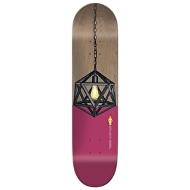 Girl Illuminated Skateboard Deck - Biebel 8