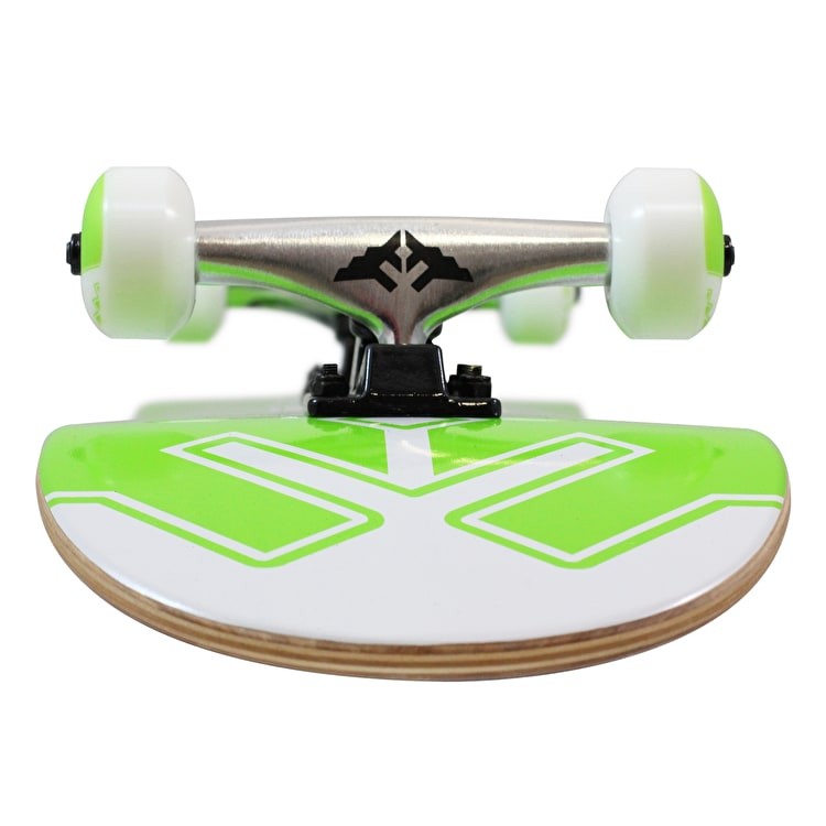 Fracture Uni Complete Skateboard - Green 7.75""